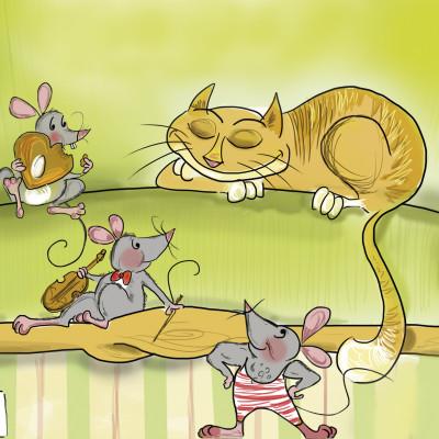 Anton – das Mäusemusical