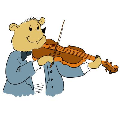 Paddington Bärs erstes Konzert
