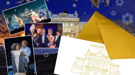 Freude schenken mit Stadttheater-Karten