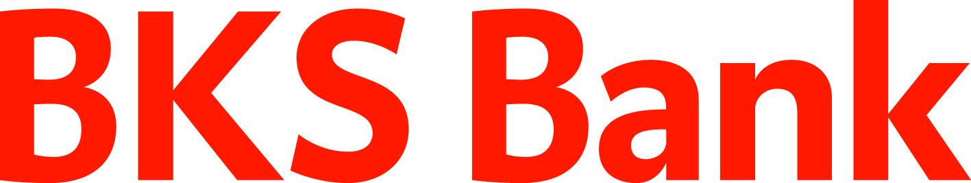 BKS Bank Logo Sponsoring - 4C